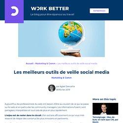 Social media managers : les outils pour une veille efficace