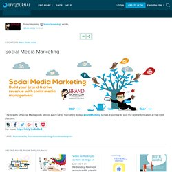 Social Media Marketing: brandmommy
