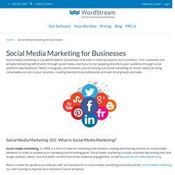Social Media Marketing: How to Use Social Media for Marketing
