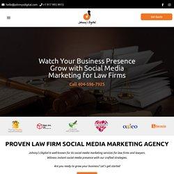 Social Media Marketing For Law Firms - Johnny Digital