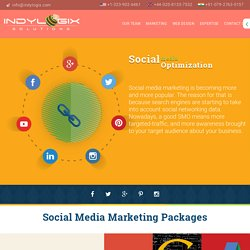 Social Media Agency – Social Media Marketing - IndyLogix
