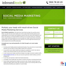 Social Media Marketing Services in Sydney