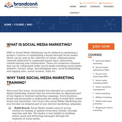 Social media marketing forms an integral part online marketing campaign