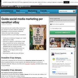 Guida social media marketing per venditori eBay