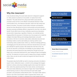 Social Media Classroom