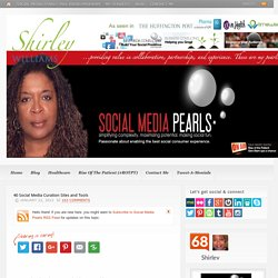 40 Social Media Curation Sites and Tools - Social Media Pearls