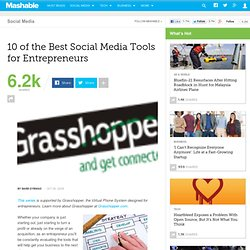 10 of the Best Social Media Tools for Entrepreneurs - Flock