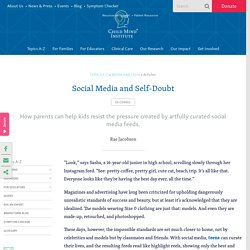Impact of Social Media on Youth