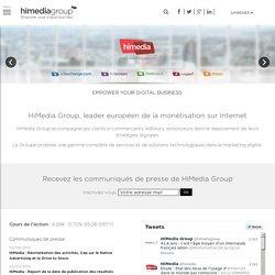 Social Media « Groupe Hi-media // Le Blog de l'e-Paiement & de l'e-Pub