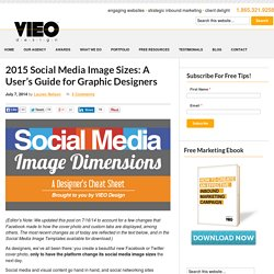 2015 Social Media Image Sizes: A User's Guide for Designers