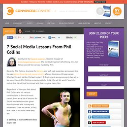 7 Social Media Lessons From Phil Collins
