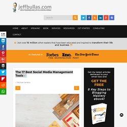 17 Best Social Media Management Tools