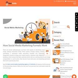 How Social Media Marketing Funnels Work - Net Gully