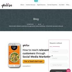 Social Media Marketing for Food Startup