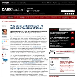 Why Social Media Sites Are The New Cyber Weapons Of ...