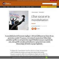 L'État social et la mondialisation - La vie des idées