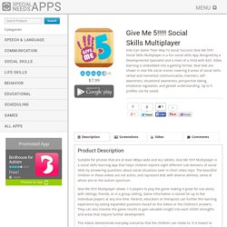 Give Me 5!!!!! Social Skills Multiplayer