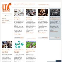 Rivista LTAonline RomaTre - Tag: Social network