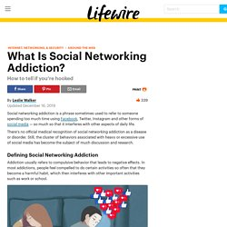 What Is Social Networking Addiction?