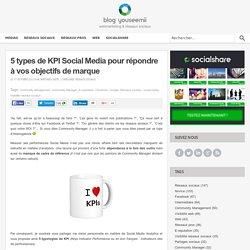 5 types de KPI Social Media pour répondre à vos objectifs de marque