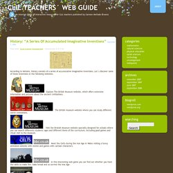 CLIL Teachers´ Web Guide
