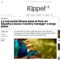 La red social Strava pone el foco en España y busca 'country manager'