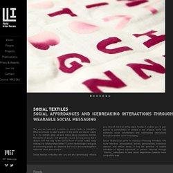 Social Textiles