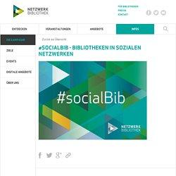 #socialbib - Netzwerk Bibliothek