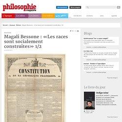 Brèves, Race, Magali Bessone, Législation, France, États-Unis, Racisme, Discrimination, Politique, Biologie, Génétique