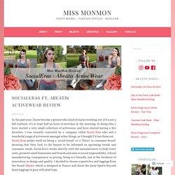 SocialEras ft. Abeātis Activewear Review – Miss MonMon