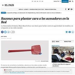 Redes sociales: Razones para plantar cara a los acosadores en la Red