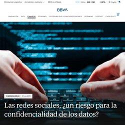 Las redes sociales, ¿un riesgo para la confidencialidad de los datos?