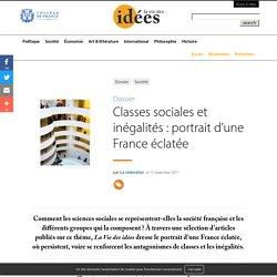 Classes sociales et inégalités : portrait d'une France éclatée