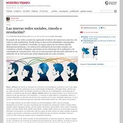 Las nuevas redes sociales, ¿moda o revolución? - Temas - Nuestro Tiempo