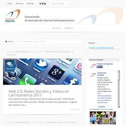 Redes Sociales Y Vídeos | Tedencias Digitales