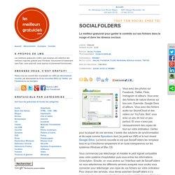 SocialFolders - Tout ton social chez toi