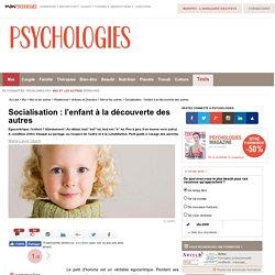 Socialisation de l'enfant