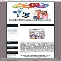 Une socialisation facilité - Nouvelles technologies et culture des jeunes