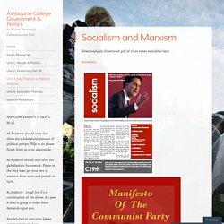 Ashbourne College Government & Politics