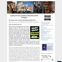Socialism & liberalism-kritik