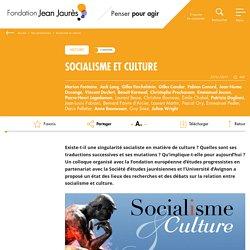 Socialisme et culture