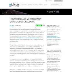 How to Engage With Socially Conscious Consumers