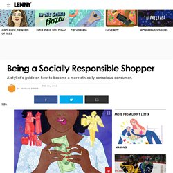 Being a Socially Responsible Shopper
