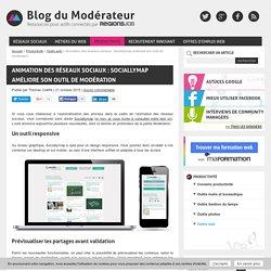 Animation des réseaux sociaux : Sociallymap améliore son outil de modération