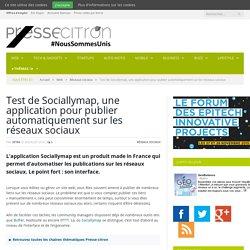 Sociallymap : une appli pour gérer facilement ses publications