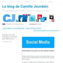 Guide sur les médias sociaux par Wellcom