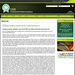 Sociedade Botânica do Brasil- SBB