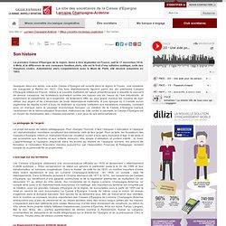 societaires.caisse-epargne.fr - Son histoire