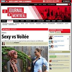 Sexy vs Voilée