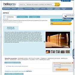 ANTECO sur Hellopro.fr